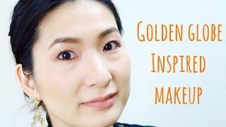 【Inspired Makeup】Golden Globe Olivia Culpo makeup~ゴールデングローブ賞でのメイクを参考に