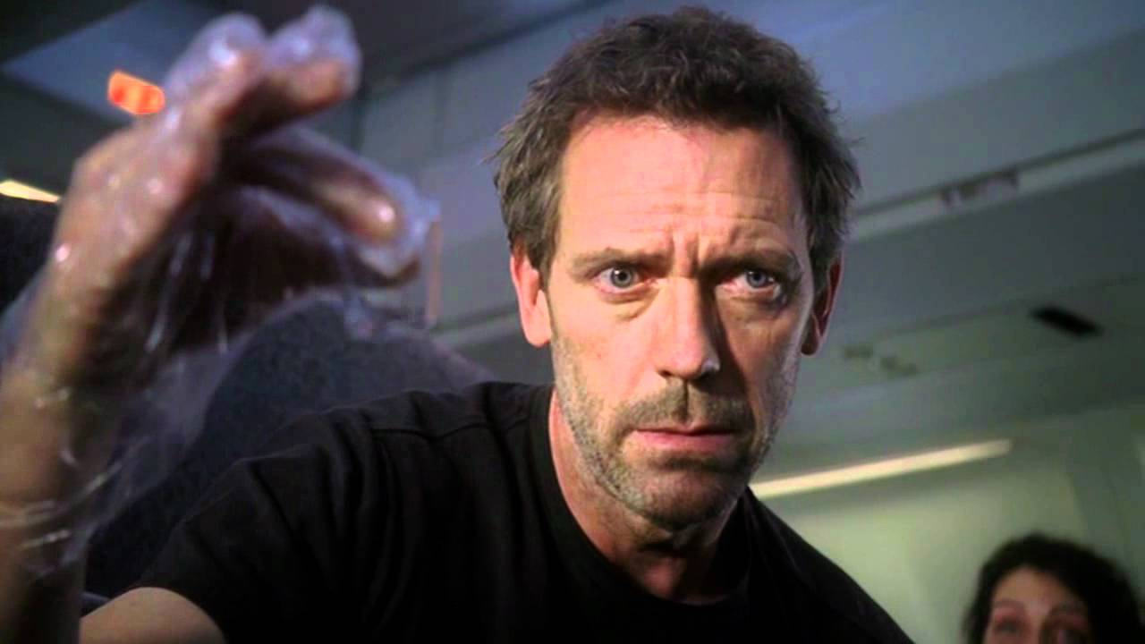 House md tv series m d final episode series finale - House of tv show ...