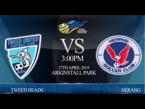 FGC Premier League rnd 7 - Tweed Utd vs Nerang