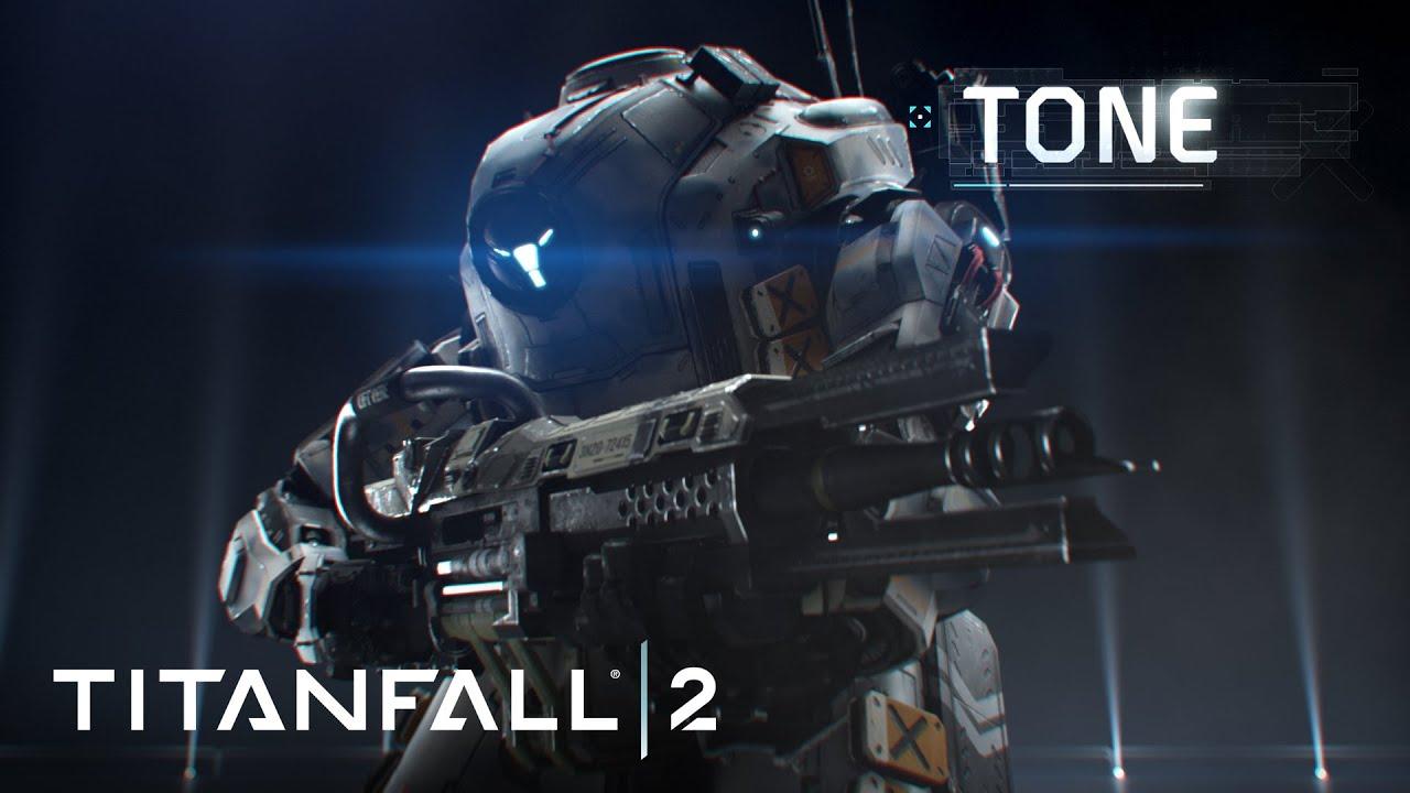 Titanfall 2 Official Titan Trailer: Meet Tone - YouTube