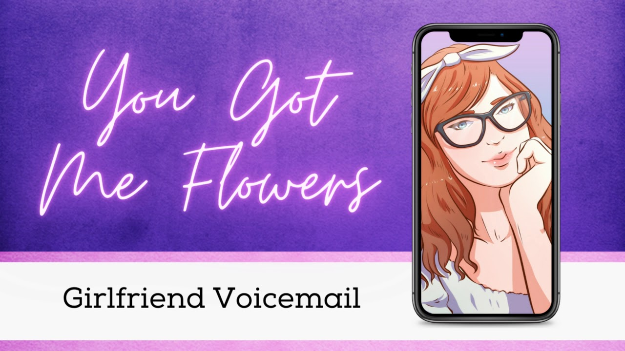 Girlfriend Roleplay 💖 Adoration 💖 You Make Me Feel Loved 💖 Voicemail 💖 AUDIO RP