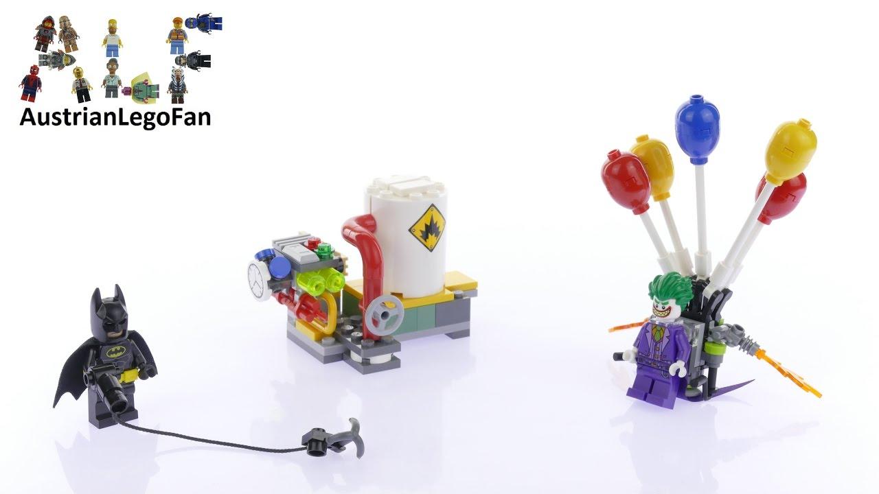 lego batman movie 70900 the joker balloon escape lego. Black Bedroom Furniture Sets. Home Design Ideas