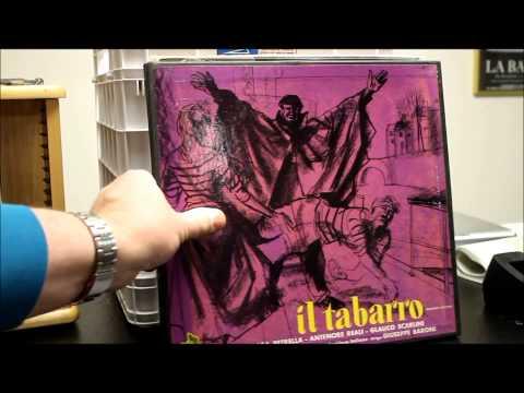 Thrift store vinyl score-Opera