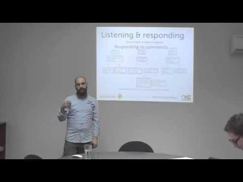 ONZ Social Media Seminar, Wellington -- 30 April 2013 -- Part 2