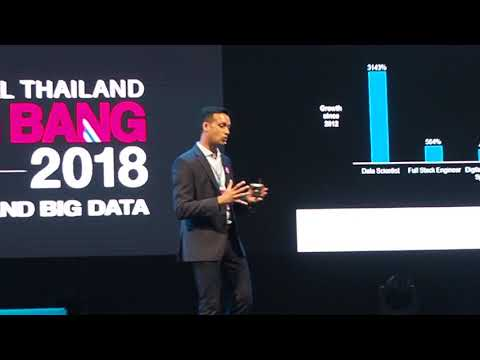 DIGITAL THAILAND BIG BANG 2018 - Future Of Workforce, Jobs Of Tomorrow, Analytics For HR  #1