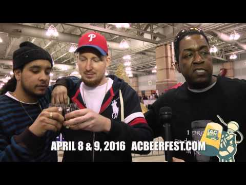 The 2016 Atlantic City Beer & Music Festival April 8 & 9