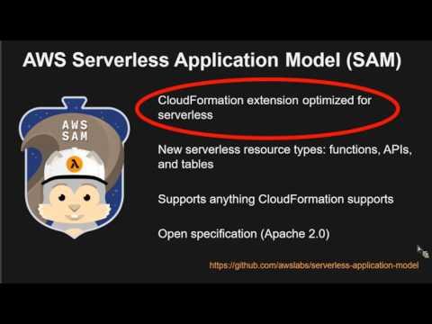 AWS Lambda Applications with AWS Serverless Application