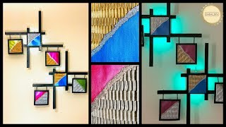 Amazing Home Decorating Idea| GADAC Creator Of The Week| gadac diy| Wall Decoration Idea| diy crafts