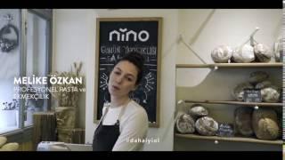MSA'lılar Profesyonel Mutfaklarda - Nino Bakery - Melike Özkan