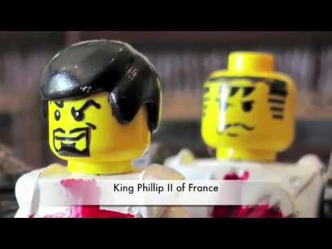 Lego 3rd Crusade