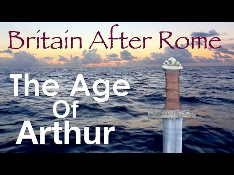 Britain After Rome // The Age of Arthur - History Documentary