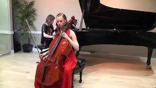 Edward Elgar - Concerto in E minor mvt. 4 Luka Coetzee & Susanne Ruberg-Gordon
