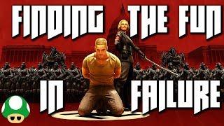Finding the Fun in Failure