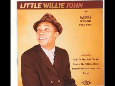 Little Willie John - No Regrets