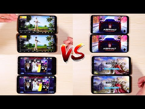Pocophone F1 Vs Honor Play Top 6 Games That Make Them Sweat!