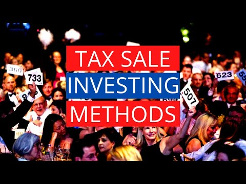Tax Lien & Deed Investing Tutorial Training ''Auction, Onlin