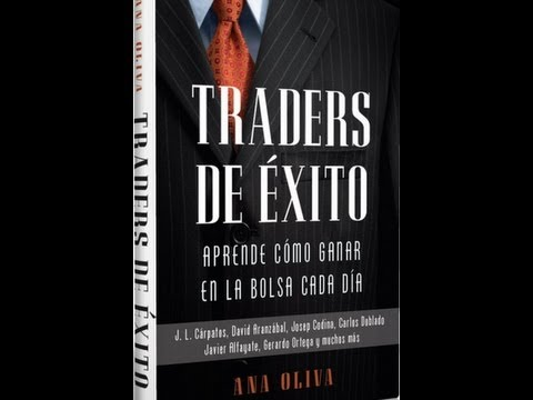 Presentación del libro TRADERS DE ÉXITO