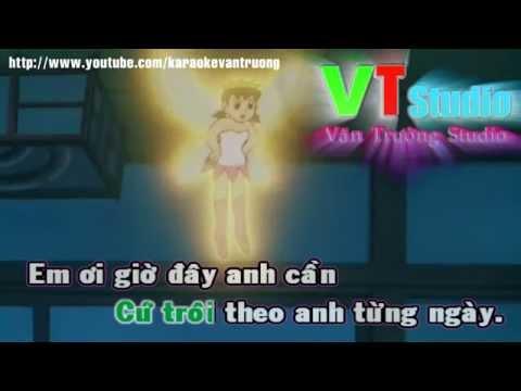 [karaoke] Ngỡ remix (full HD1080) - Văn Trường Studio