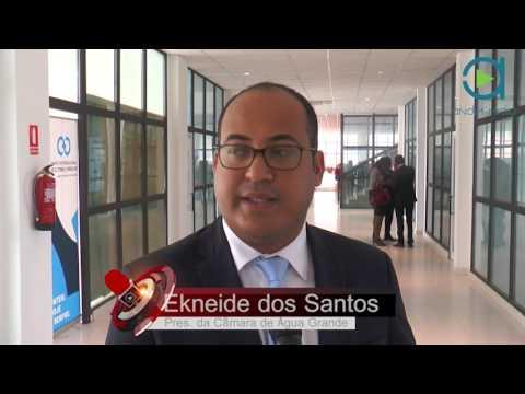 ANDIM TV: Inaugurado o Centro Comercial Chinês em São Tomé e Príncipe