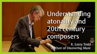 R. Larry Todd discusses how to approach the study of 20th century c...