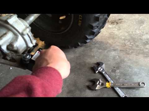 Harbor Freight ATV Hitch Adapter Review