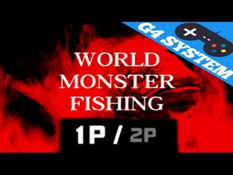 [PS1/PSX] Fisherman's Bait 2 Big Ol' Bass - Longplay World Monster Fishing [Difficulty Hard]