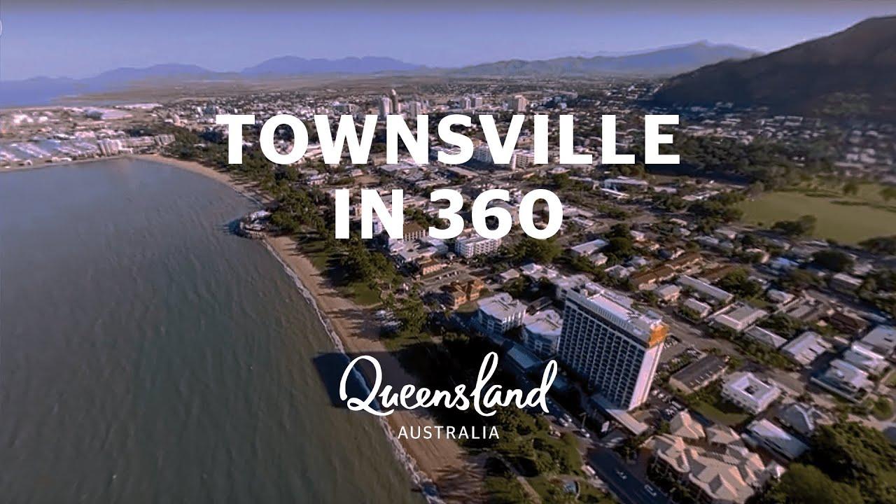 GISMETEO: Vremea în Townsville acum, vremea actuală, statul Queensland, Australia