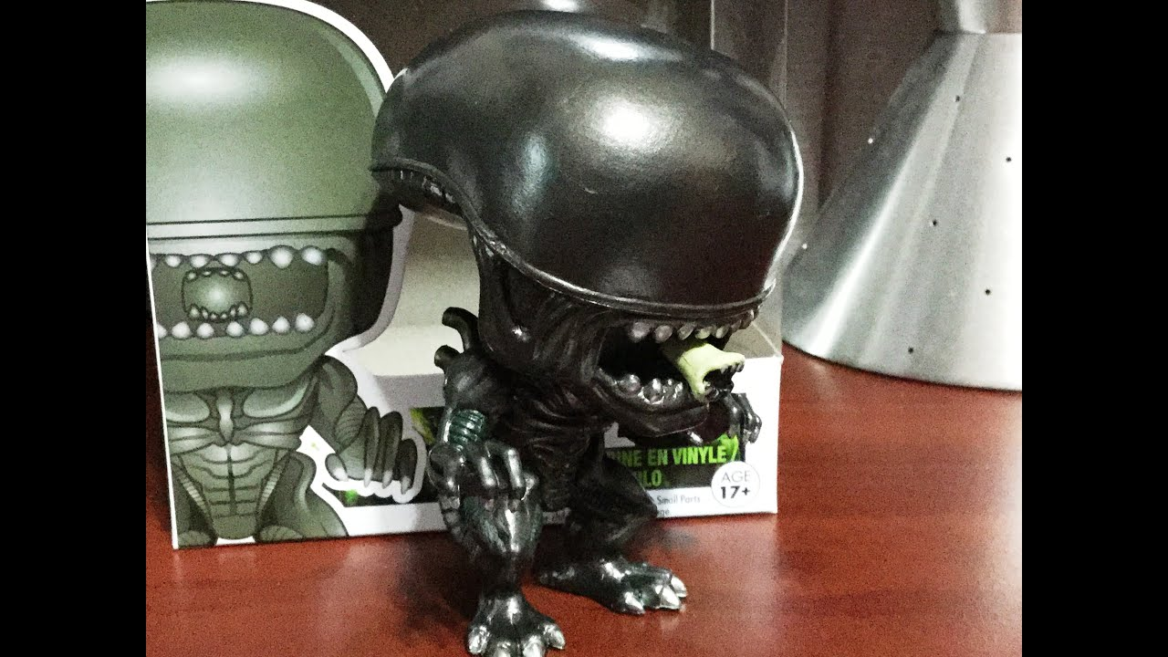 Funko Pop Movies Alien Vinyl Figure Youtube