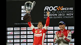 Race Of Champion A Minute of Purest ROC