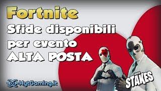 Fortnite: Event Raise the Post, LTM La Fuga, Skin Jolly e Rampino in arrivo with Patch 5.4