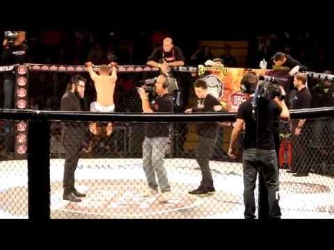 The Hill Fighters 4 – Magnum Max Vs Thiago Alemão