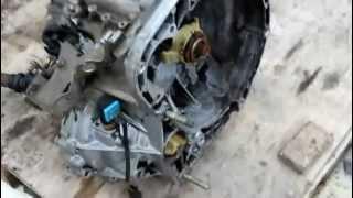 CAJA CAMBIOS FIAT BRAVA 1.9 TD 100 S.avi