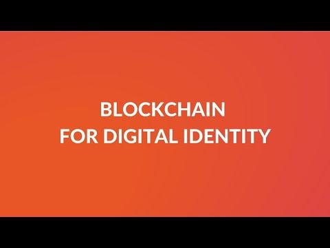 2 blockchain for digital identity
