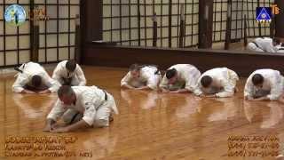 Тренировка, Старшая А, Каратэ-До Кихон (14.10.2015)(ТЕЛЕКАНАЛ