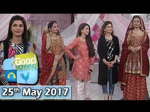 Good Morning Pakistan - Bridal Makeup Competition - 25th May 2017 - ARY Digital