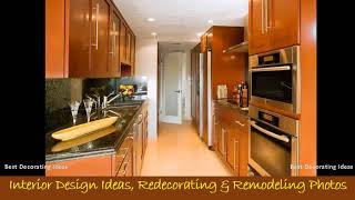 Designs for galley style kitchens | Modern Style Kitchen decor Design Ideas & Picture