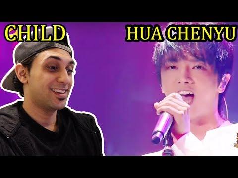 Hua Chenyu - Child Live @ Singer 2018 | REACTION + ANALYSIS