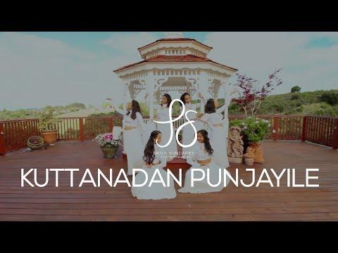 Kuttanadan Punjayile (Vidya Vox) | Priya Sundaresh Choreography