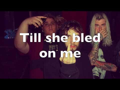 2000 Rounds Ft. Ghostemane  [Prod. by FLEXATELLI] (lyrics)