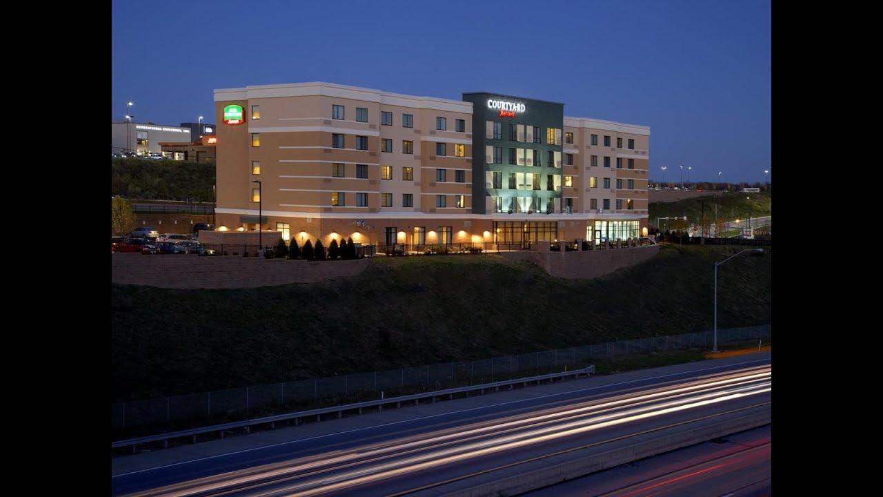 Courtyard Pittsburgh Settlers Ridge Robinson Township Hotels Pennsylvania