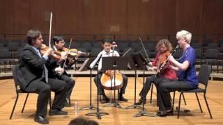 Farallon Quintet: Bernard Herrmann Souvenirs de Voyage, Mvt I