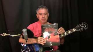 "Hal Leonard book/DVD: ""Jake Reichbart Plays Jazz Guitar Christmas"", free samples!!"