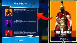 *NEW* SEASON 5 SKINS & THEME LEAKED! - Fortnite Battle Royale Season 5 Battle Pass Info