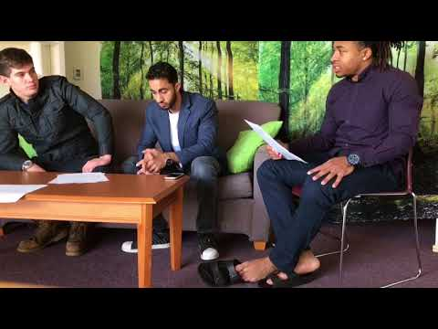 Bentham / Mill - Real Jake / Fake Jake interview