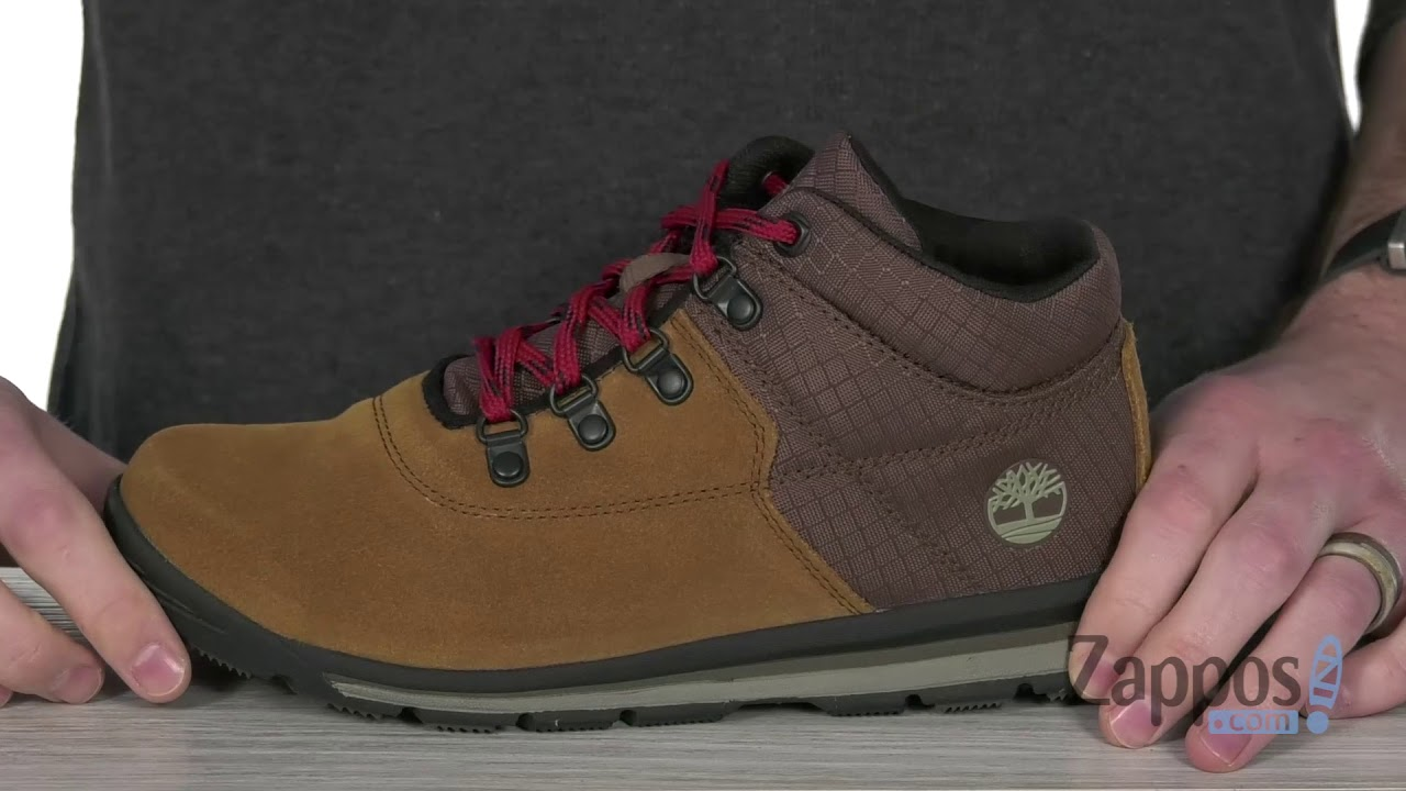 Timberland GT Rally Mid Hiker Boots Children to Youths