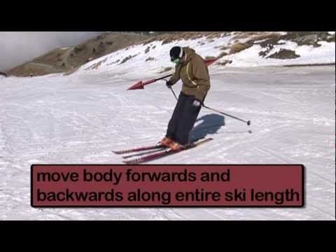 Warren Smith Ski Academy - Carving - Loading The Ski