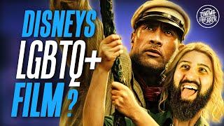 Jetzt wirklich: Disneys erste LGBTQ-Figur!   JUNGLE CRUISE Kritik / Review (2021)