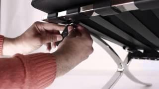 видео Кресло Гауди - мебельная фабрика StArt furniture