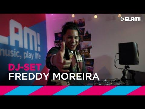 Freddy Moreira (DJ-set)   SLAM!