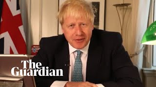 People's PMQs: Boris Johnson answers questions on Facebook Live – live